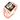 Печатка мужская из серебра с фианитами