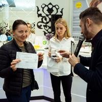 Определены победители в честь открытия брендовых секций SOKOLOV!